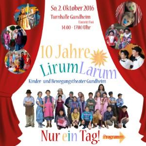 10 Jahre Lirum Larum