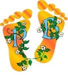 Fußpflege Logo Petra Beygang