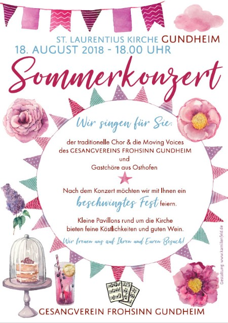 Sommerkonzert 2018 Thumbnail