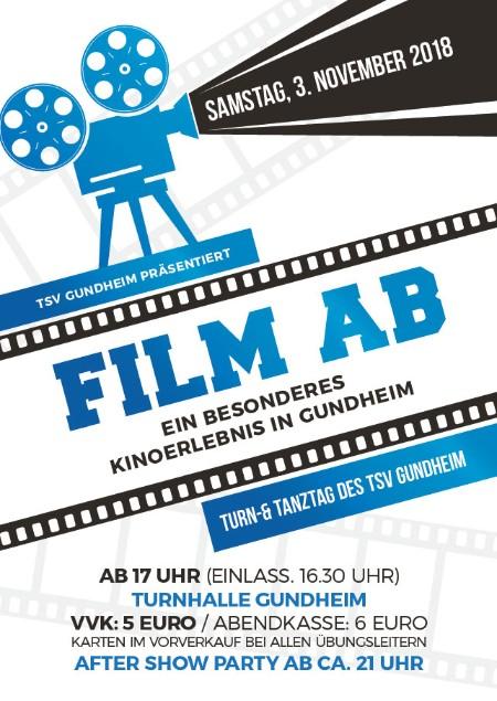"""""""Film ab"""" – ein besonderes Kinoerlebnis Thumbnail"""