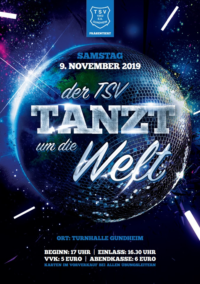 TSV tanzt um die Welt Thumbnail